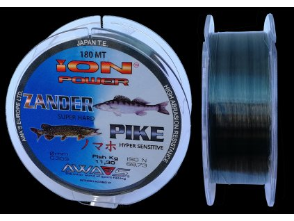 AWA-S - ION POWER ZANDER PIKE 180 m