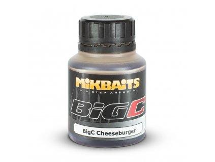 Mikbaits - BiG ultra dip 125ml -  všechny druhy