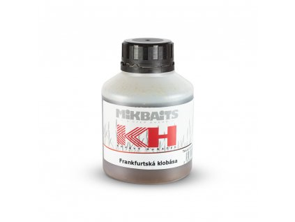 Mikbaits - Krvavý Huňáček booster 250ml -  všechny druhy