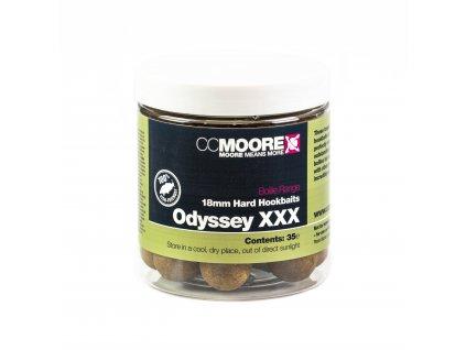 CC Moore -  Odyssey XXX Hard boilie 18mm 35ks