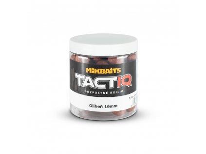 Mikbaits - TactiQ rozpustné boilie 250ml/16 mm - všechny druhy