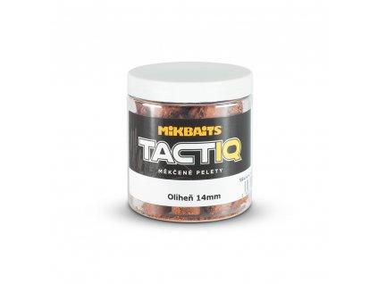 Mikbaits - TactiQ měkčené pelety 250ml/14 mm - všechny druhy