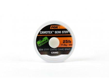 edges camotex semi stiff coated camo braid camo 25lb 20m main