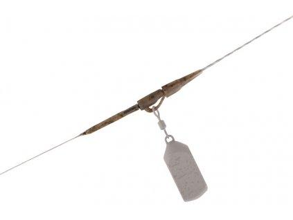 camo slik lead clip kit in use