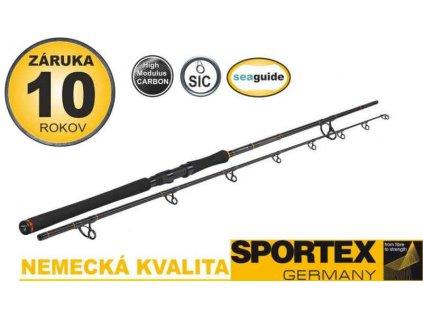 Sportex - Sumcový prut SPORTEX Catfire Boje 2-díl 300cm/150-300g