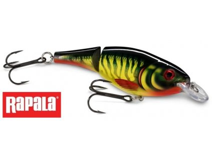 x rap jointed shad 13