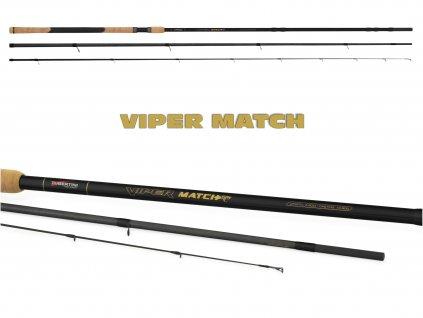 Tubertini - Prut Viper Match 4,2m Medium