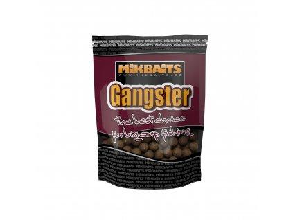 Mikbaits -  Gangster boilie v soli  G2 Krab Ančovička Asa