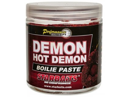 Starbaits - Hot Demon Obalovací pasta 250g