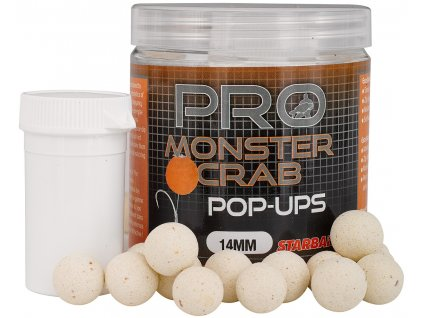 Starbaits - Probiotic Monster Crab - Boilie plovoucí 60g 14mm
