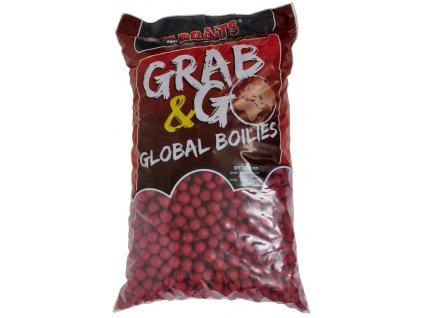 Starbaits - Global boilies  20mm 10kg všechny druhy