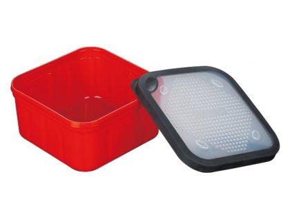 BOX - Miska na živou nástrahu 2L G018 (17 x 17 x 9 cm)