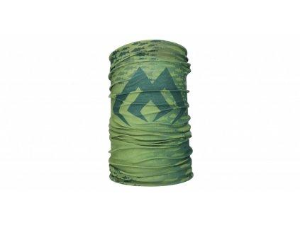 Nákrčník - CHIMNEY /Zelený