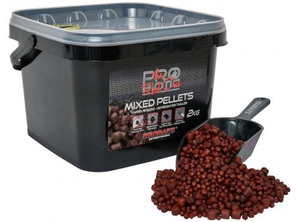 Starbaits - Probiotic Red One Pelety Mixed 2kg