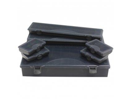 Giants Fishing - Sada krabiček Carp Box Complete (Set 7x Box)