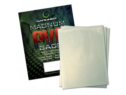 Gardner - PVA sáček Large Magnum Bags - Bulk Pack 20ks/bal. 110 x 140mm