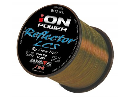 ion power reflector lcs 0 324mm 600mt 1 bal 6 spulek
