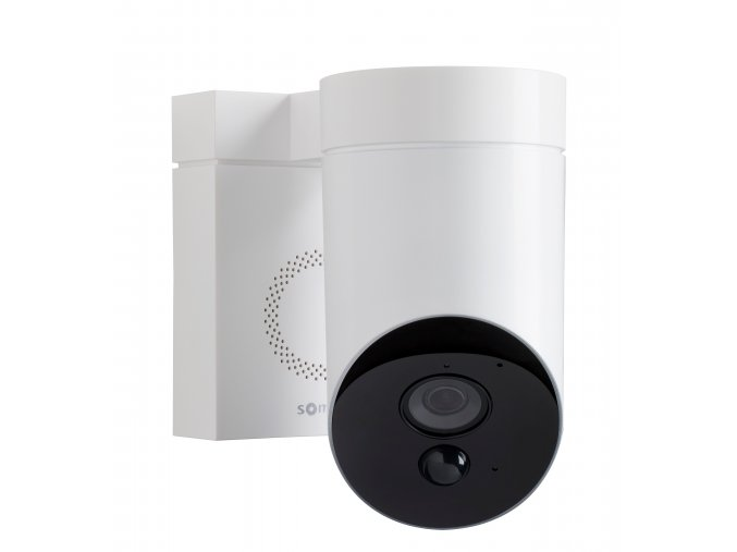Somfy 2019 outdoor cam W