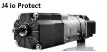 Žaluziový středový pohon Somfy J406 io Protect- 6 Nm