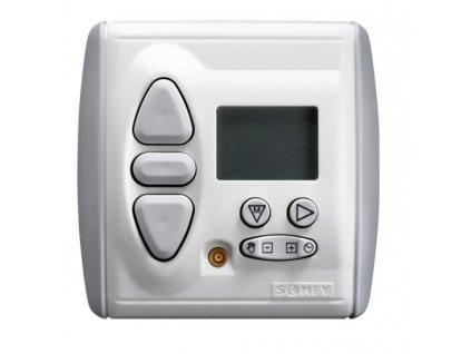 Nástěnný ovladač Somfy Chronis IB Comfort L