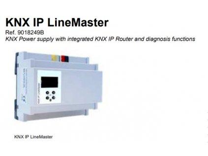 KNX Ip line