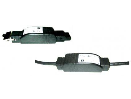 Obousměrný přijímač pro ovládání žaluziových pohonů Somfy EVB Slim Reciever Variation io plug / cable