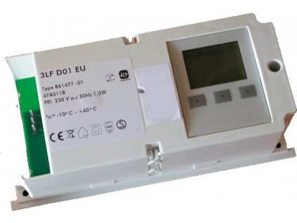 Opakovač signálu pro zvýšení dosahu dálkových ovladačů Somfy Repeater io