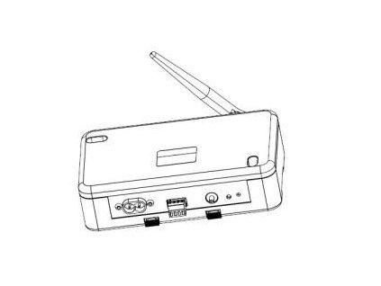 RS 485 - vysílač