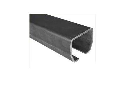 STAGE MB 4 - šína černá 4m