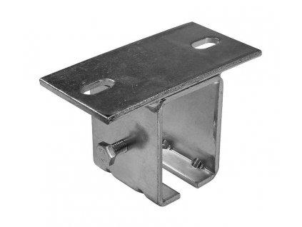 DH 33 - Regulovatelný horní držák šíny