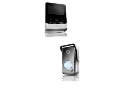 Domovní videotelefon Somfy V100 - bílá