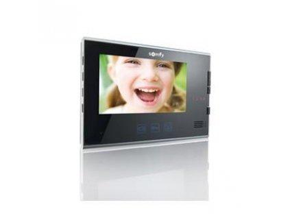 Domovní videotelefon Somfy V400 Pro (černý)