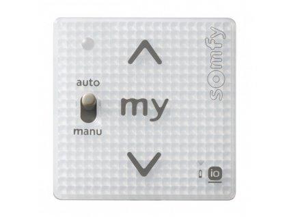 Dotykový nástěnný dálkový ovladač Smoove A/M io s možností vypnutí automatiky