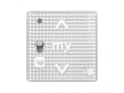 Dotykový nástěnný dálkový ovladač Somfy Smoove RS 100 io