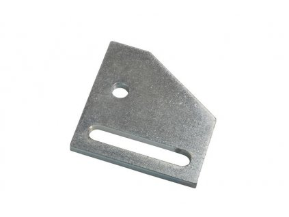 Držák pro laťová výklopná vrata
