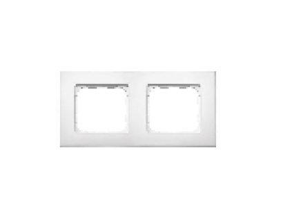 Dvojitý rámeček pro Smoove - Double Frame Pure - bílá