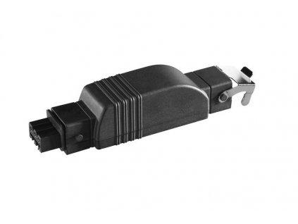 Universal slim receiver plug RTS