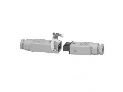 Kabelová spojka STAS-zástrčka, IP54 - pro pohony J4