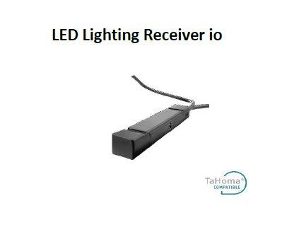 LED Lighting Receiver io