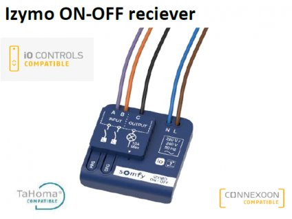 Izymo ON OFF receiver