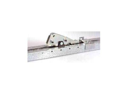 Mechanický zámek pro sekční vrata