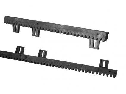 MODUL 4 - Nylonový hřeben s ocelovým jádrem s upevňovací podpěrou