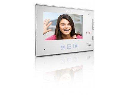 Monitor pro domovní videotelefon Somfy V400 Pro (bílý)