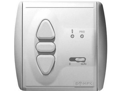 Nástěnná řídící jednotka zn.Somfy Thermis IB - tepelná automatika