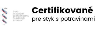 Certifikované RÚVZ