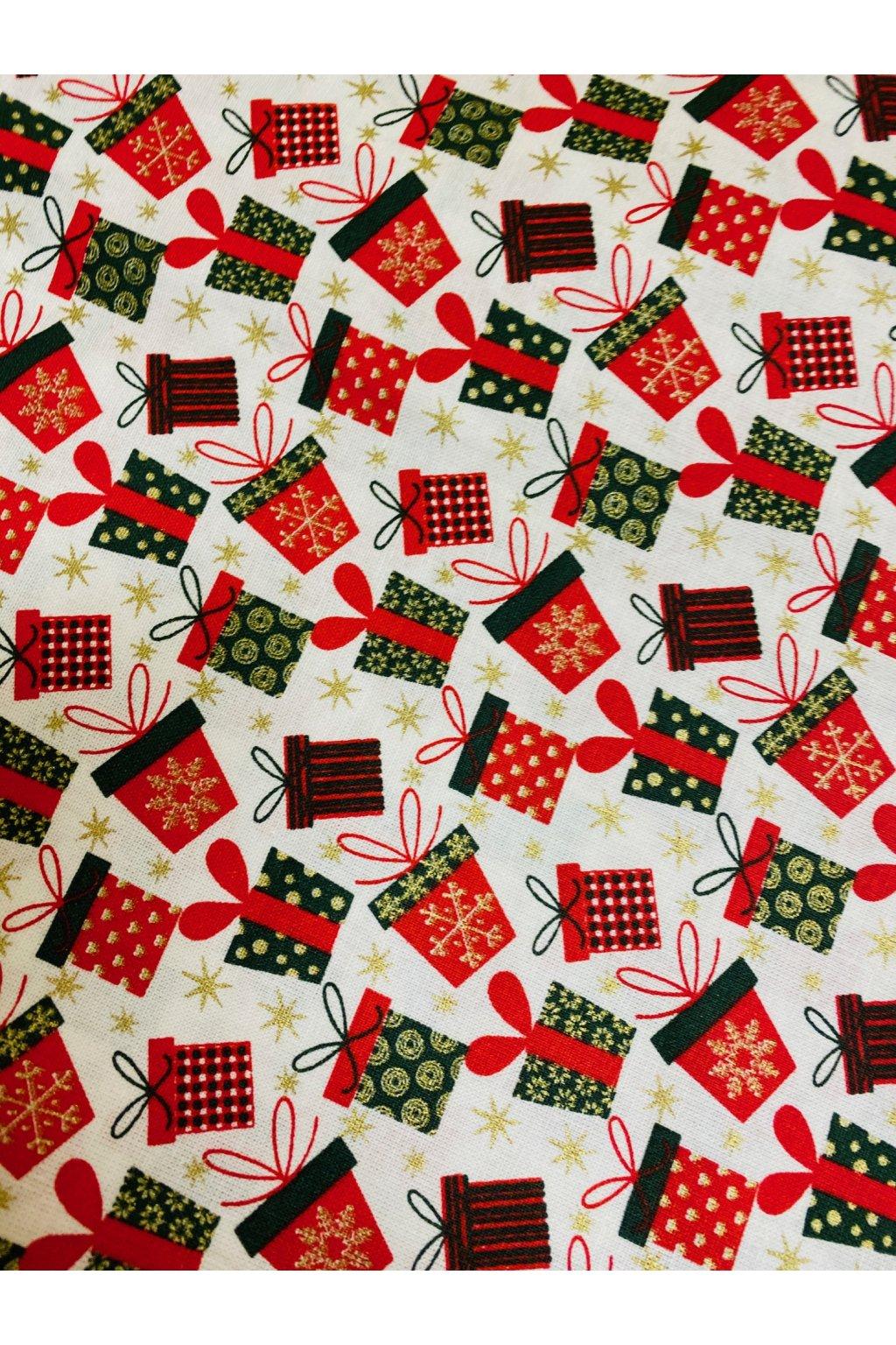 Vrecko na mikulášsku nádielku a vianočné darčeky • Darčeky