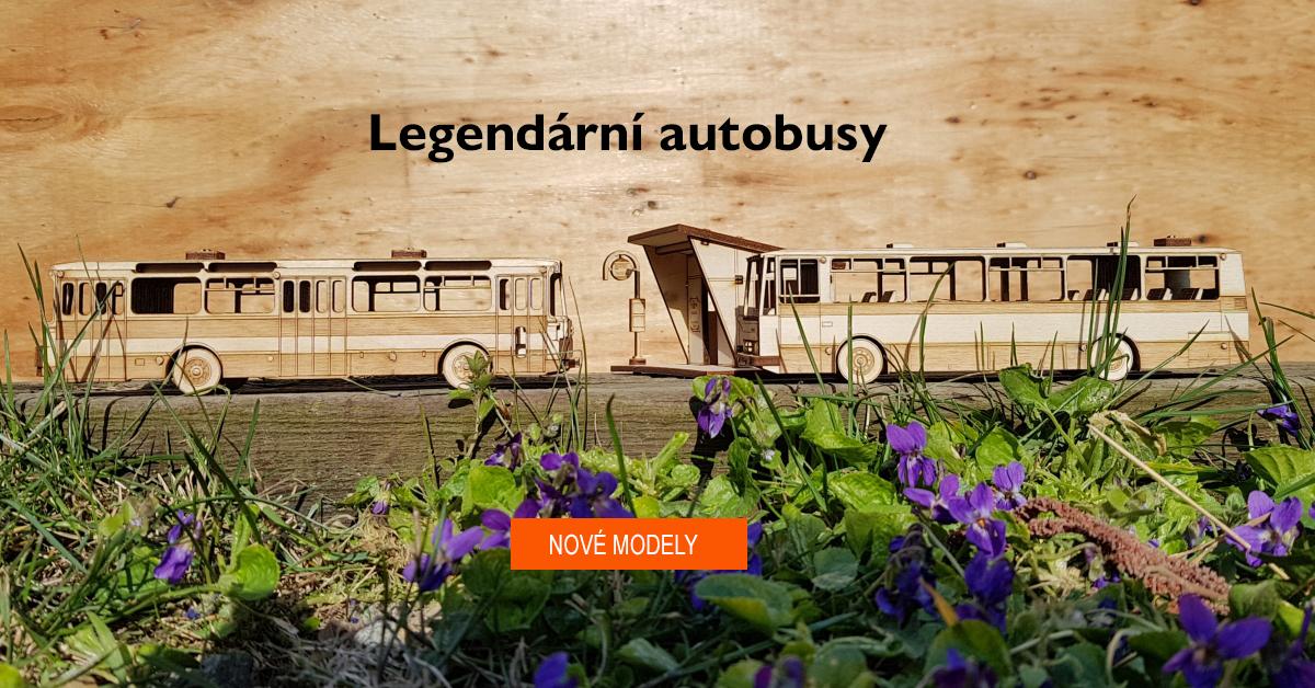 Legendární autobusy