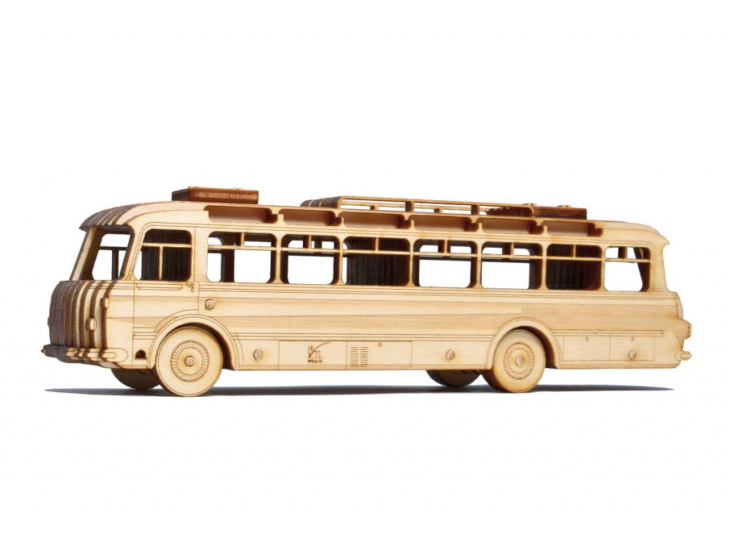 NIK 0729 model autobusu skoda 706 rto lux