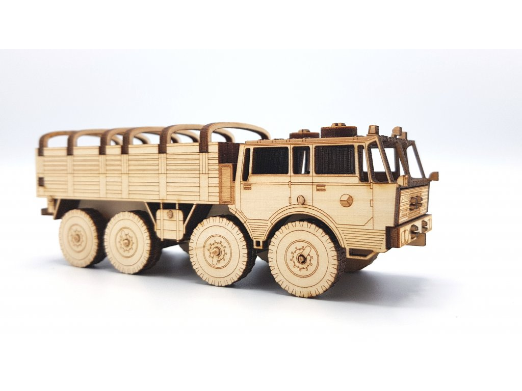 176 1 model tatra t813 8x8 kolos specialni vojensky tahac
