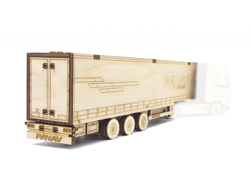 332 5 silnicni kamionovy naves panav nv35
